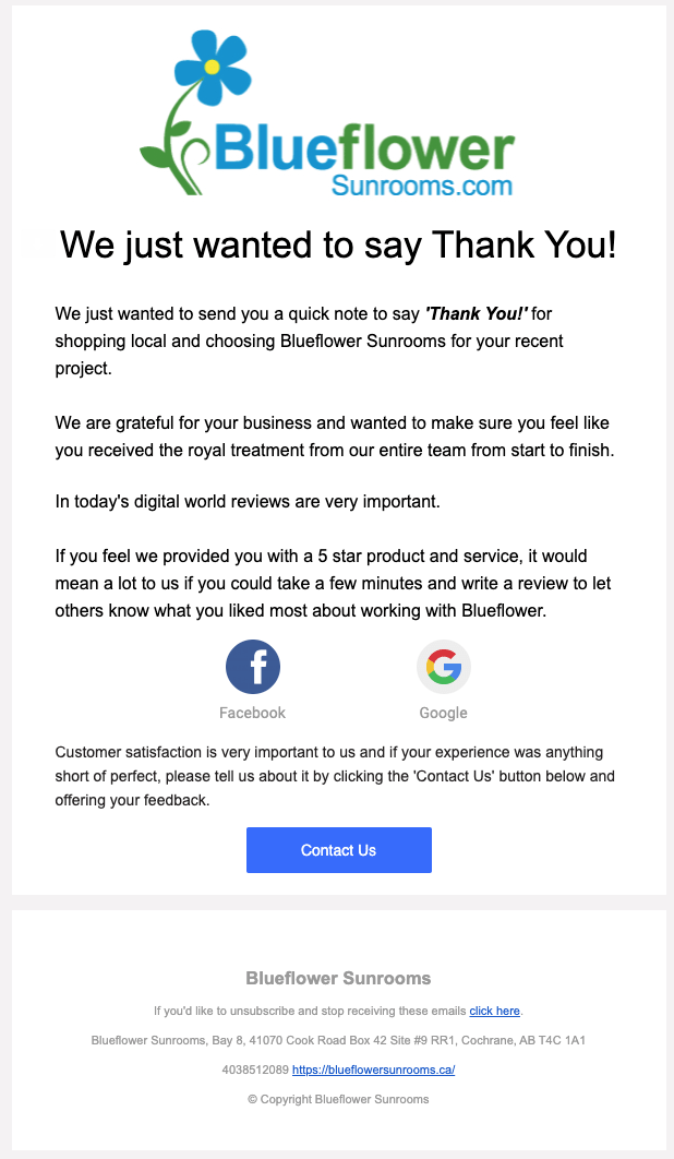 Asking Customers For Google Reviews Examples Included